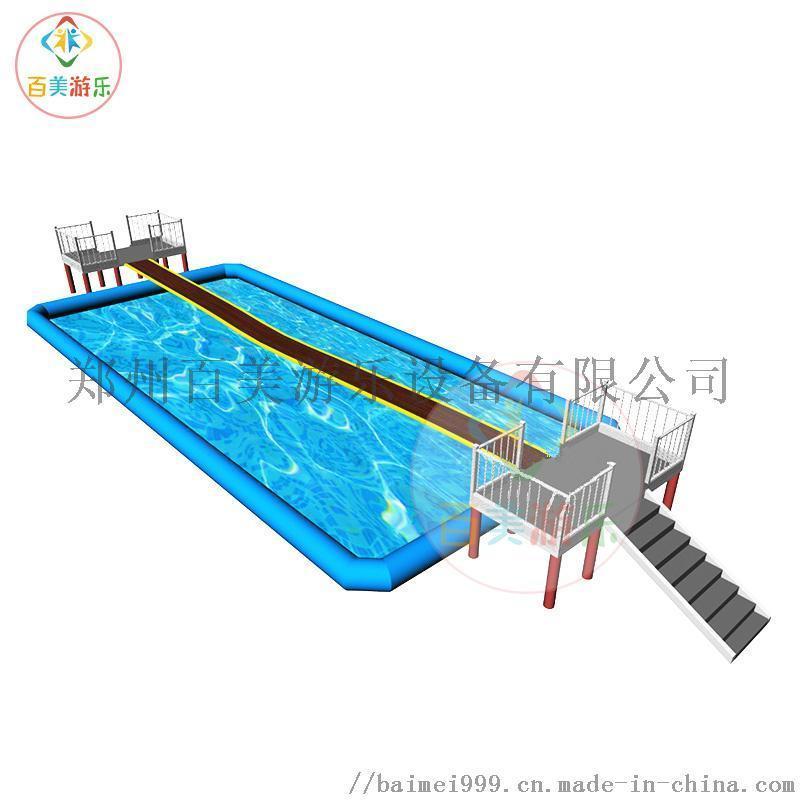 新疆阿克苏景区大型游乐设备网红桥百美厂家直销