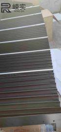 南京木工机械风琴式防护罩,导轨防护风琴式防护罩