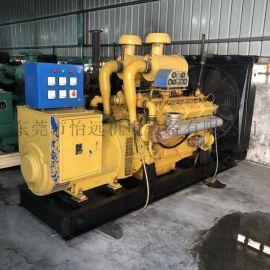 重庆备用电源300kw二手上柴柴油发电机组