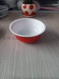 PP材质食品塑料盒 山东诸城鑫邦包装200*140食品塑料盒