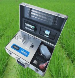 麻城土壤养分测定仪, 靖江智能土肥检测仪