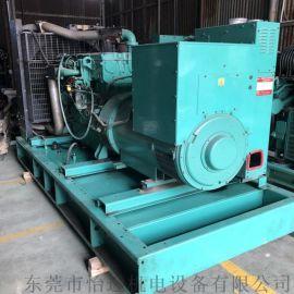 美国原装进口440kw康明斯二手柴油发电机