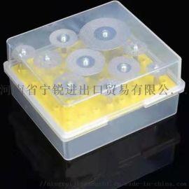 盒装金刚石小切片玉石切割片牙磨片