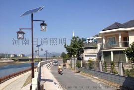 河南太阳能路灯厂家对于太阳能灯与市电路灯比较