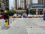 車輛識別系統道閘 伸縮門