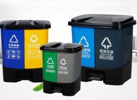 西安 分類垃圾桶 加厚耐用15591059401