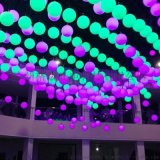 多功能升降灯 数控发光球 led变色舞台升降球