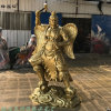 五道將軍神像雕塑1.2米 五道爺 陰官冥使佛像廠家