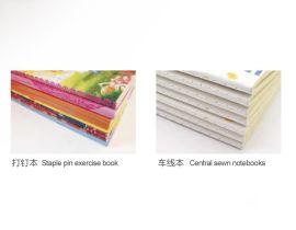 全自动卷筒纸练习本生产线(打钉本/车线本)