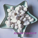 衡阳本格 白色机制鹅卵石 1-3mm盆景填充用卵石