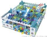 儿童城堡游乐场设施室内淘气堡