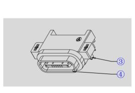 沉板横插式一体加强防水结构2.0 Type-C