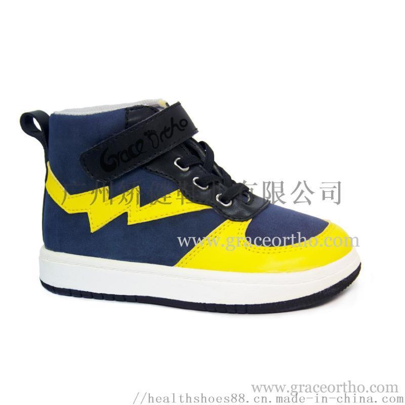 广州外贸童鞋,儿童运动鞋,预防内外八字矫健鞋