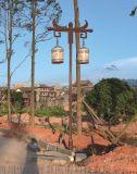 綿陽中晨太陽能庭院燈_鋁合金美觀太陽能庭院燈