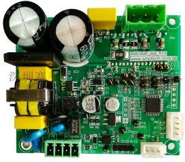 BLDC無感測器永磁同步電機控制板方案開發