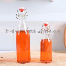 酵素泡果瓶卡扣密封瓶果汁瓶储物瓶饮料瓶果醋瓶发酵瓶