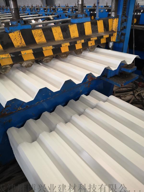 yx35-125-750型彩鋼板V125型彩鋼板