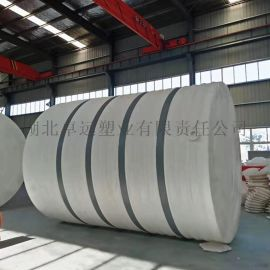 30吨超大塑料水箱户外化工桶