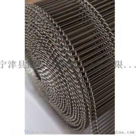 厂家直销304不锈钢乙型网带 涂装线激光切割回流焊乙型网带定制