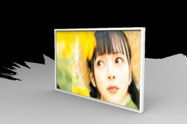 觸摸顯示屏55寸壁掛式觸摸一體機源頭廠家現貨銷售