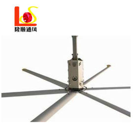大型降温风扇6米 通风降温大吊扇 钢构厂房大型风扇