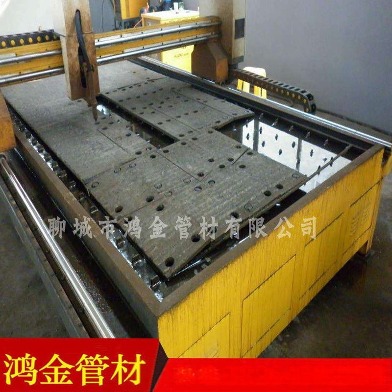 供应10+5mm复合堆焊耐磨钢板
