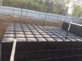 四川眉山地埋式消防水箱管道泵