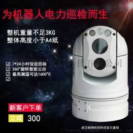热像仪双光谱红外热像成仪高清摄球机