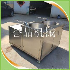 不锈钢灌肠机-全自动广式腊肠液压灌肠机诸城厂家