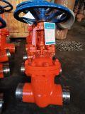 低压沟槽闸阀Z91H