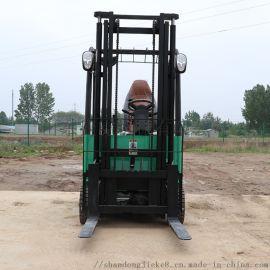 捷克电动叉车 电动搬运车 1吨座驾式电叉车
