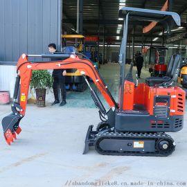 捷克生产 市政绿化工程小沟机 10车小型挖土机