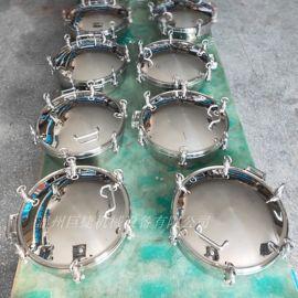 温州厂家批发葡萄酒罐法兰人孔、规格椭圆人孔