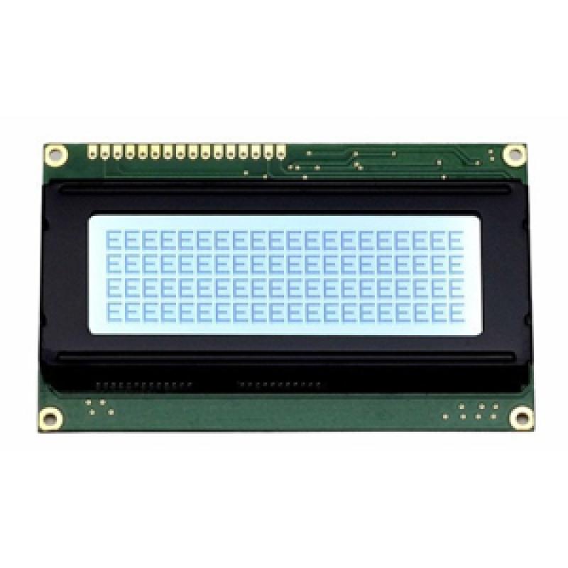 20x4 小字元LCD液晶模組