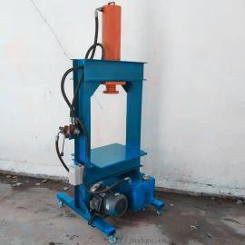 硬质塑料壳半自动油压机 速度快的电动半自动油压机