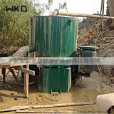 沙金选取黄金离心选金设备 金矿水套式离心机厂家