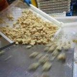 全自动鸡米花上粉机 滚筒式鸡米花裹粉设备