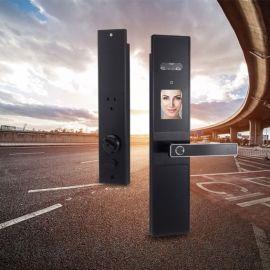 F90敏捷人脸识别双系统智能锁