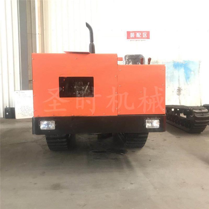 多功能爬山虎履帶式拖拉機報價 工程農用履帶式運輸車