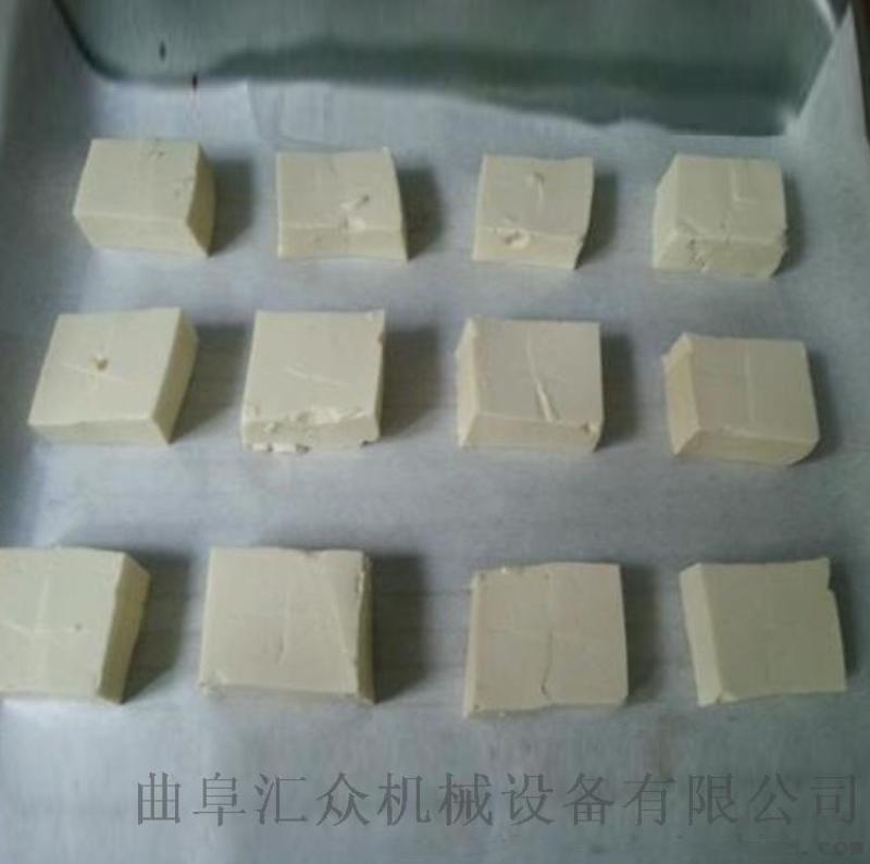 加工豆腐皮机 全自动豆腐生产线厂家 六九重工仿手工
