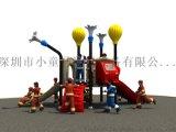 深圳幼兒園組合趣味滑梯,兒童趣味爬網精選廠家