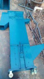 环保斗提机 垂直提升机结构产量 六九重工干粘土上料