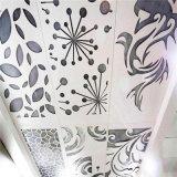 蜗牛型雕花铝单板定制 拱形雕花铝单板背景墙