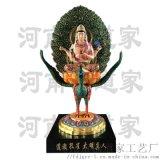 九天玄女神像訂做 佛教六臂大黑天   大明王神像
