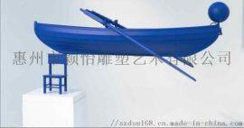 玻璃钢雕塑-大厅吊饰