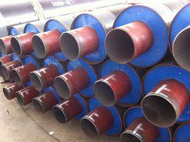 钢套钢蒸汽直埋管保温结构