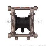 QBY3-32PFAA不锈钢GODO气动隔膜泵