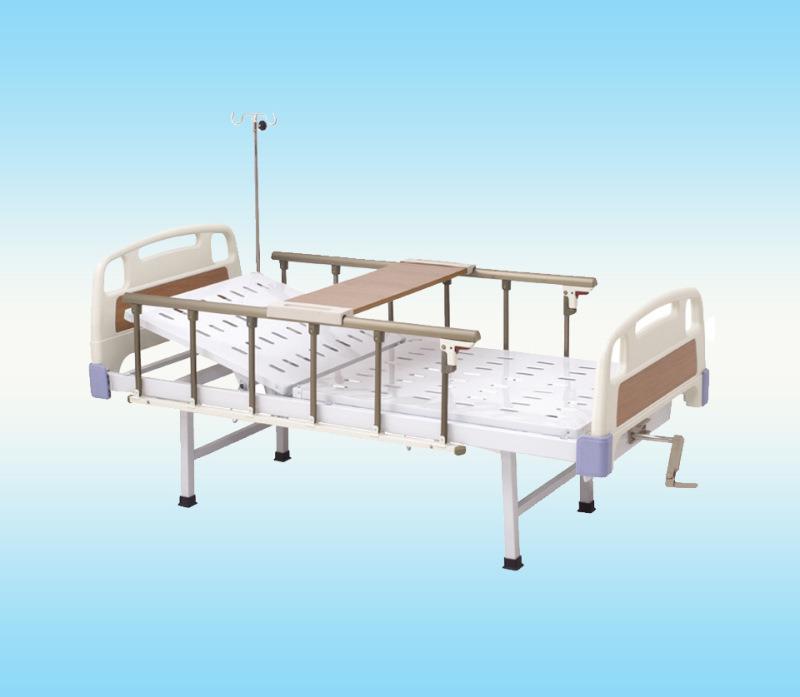 手动病床 , ABS床单摇护理床 ,ABS单摇床