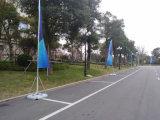 上海5米標語廣告注水旗幟制作,旗杆出租安裝