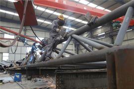桁架结构,管桁架工程加工安装,平面桁架